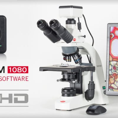 Moticam1080 HDMI Microscope Camera