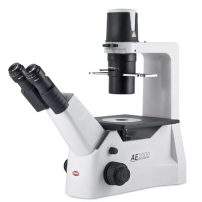 Motic AE2000 Binocular Inverted Microscope