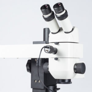 Dual View stereo microscope DSK 500 with Pointer