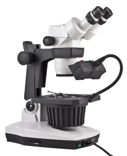 Motic GM-168 binocular gemmology inspection microscope