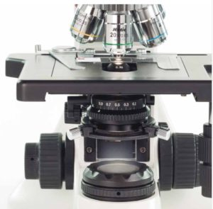 Motic BA 410 Lab Microscope