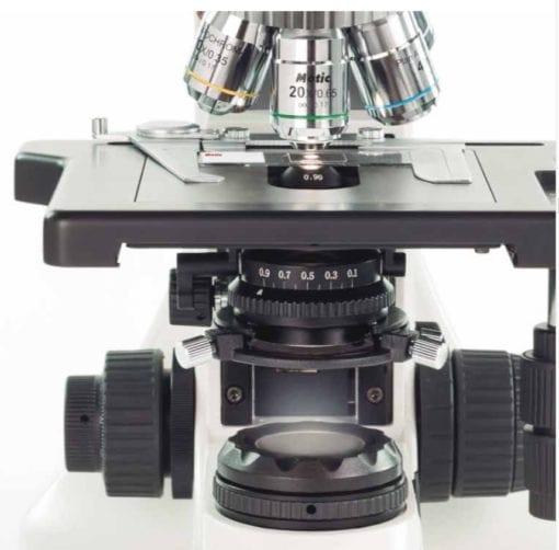 Motic BA 410 Lab Microscope