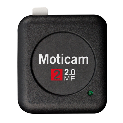Motic 2.0 Megapixel Digital Microscope Camera