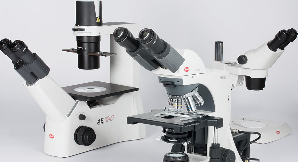 Motic Microscopes UK Importer & Motic support specialists