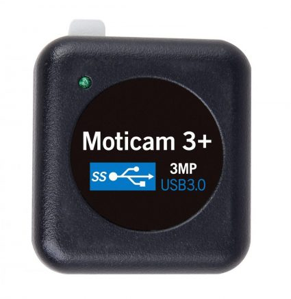Moticam 3+ USB 3 Microscope Camera