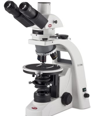 Motic BA310 POL Microscope