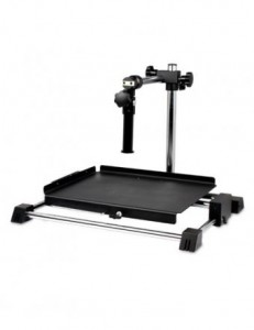 manual movement stereo microscope stage stand