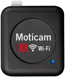 Moticam X WiFi Microscope Camera for ipad / tablet