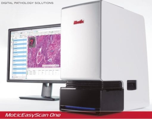 Motic Microscopes Easyscan one