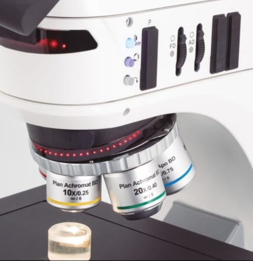 Met Lab Microscope