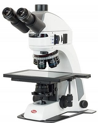 Motic Met Microscope