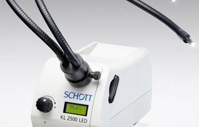 SCHOTT KL2500 LED Microscope Light