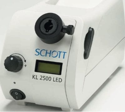 Microscope Light - Schott KL 2500 LED