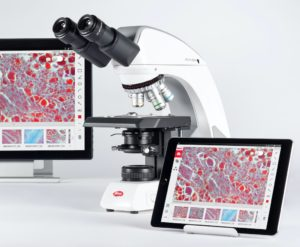 Motic Panthera L Digital Lab Microscope