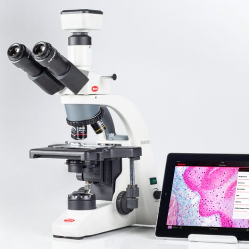 Lab Microscope with wi-fi microscope camera