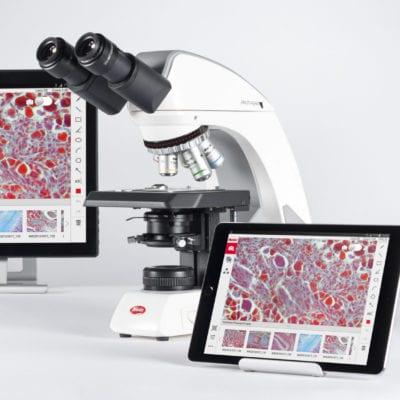 Laboratory & Bioscience Microscopes