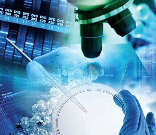 Forensic science microscopy