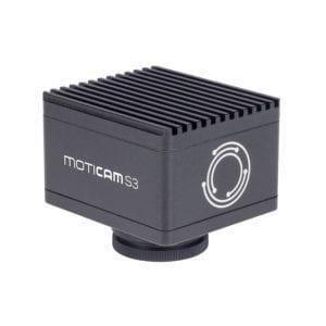 Moticam S3 budget microscope camera