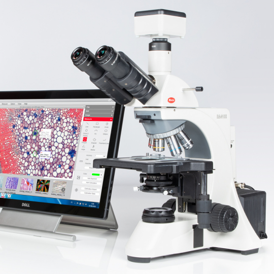 Microscope Camera – Moticam for microscopy imaging